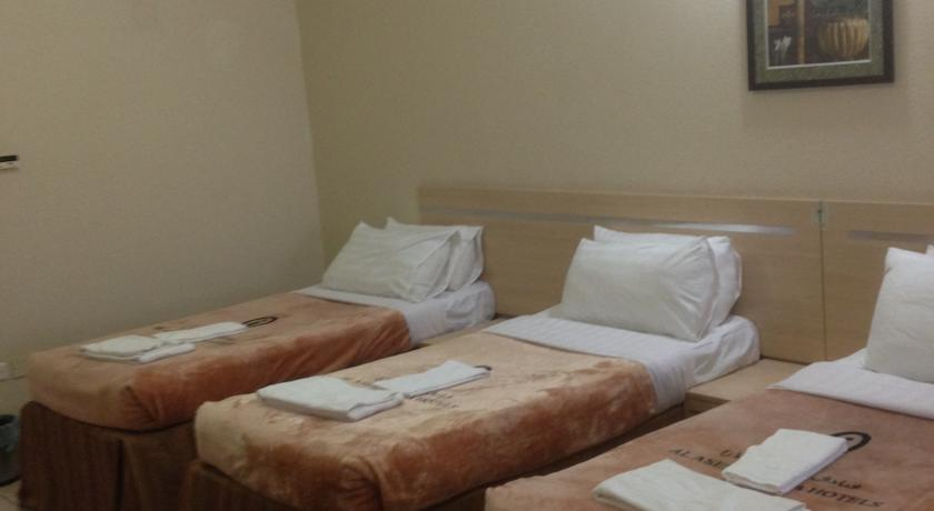 Cristalaat Al Aseel Hotel-12