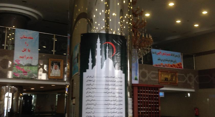 Cristalaat Al Aseel Hotel-13