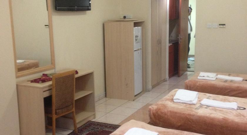 Cristalaat Al Aseel Hotel-14