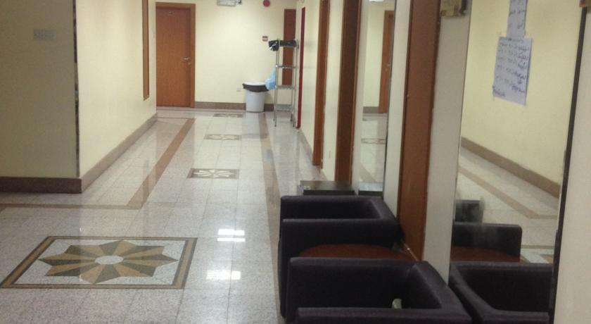 Cristalaat Al Aseel Hotel-16