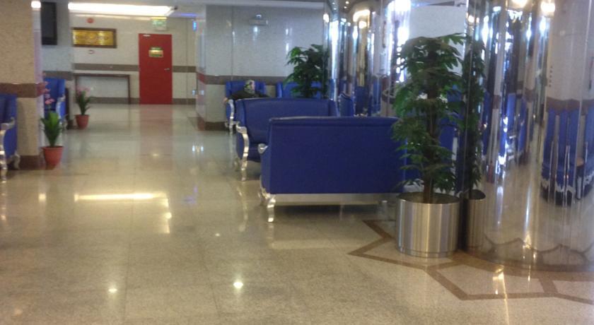 Cristalaat Al Aseel Hotel-17