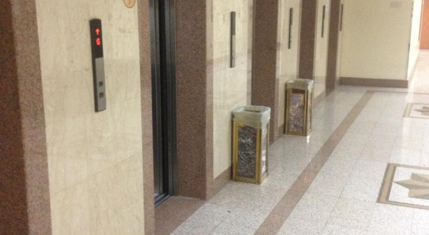 Cristalaat Al Aseel Hotel-18