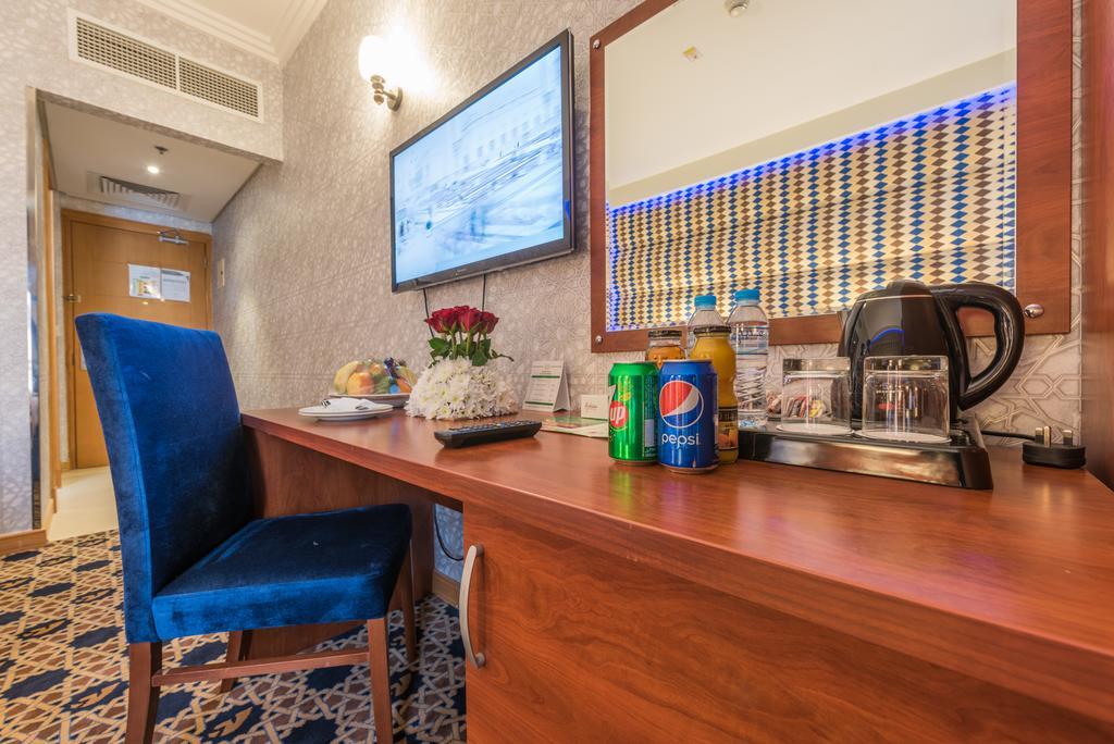 Nusk Al Madinah Hotel-0