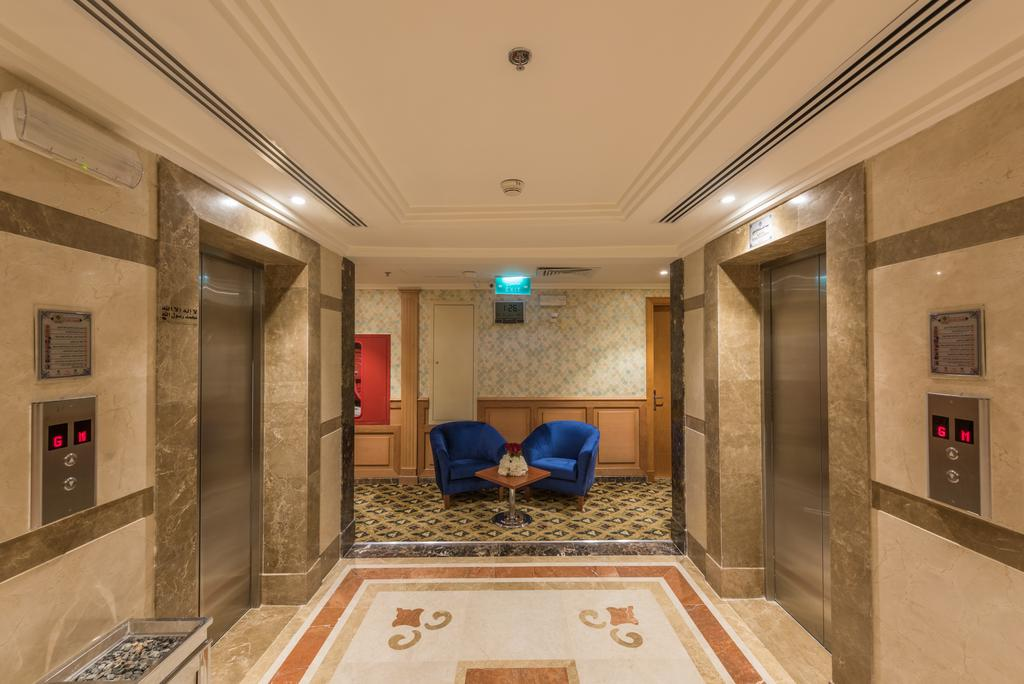 Nusk Al Madinah Hotel-10