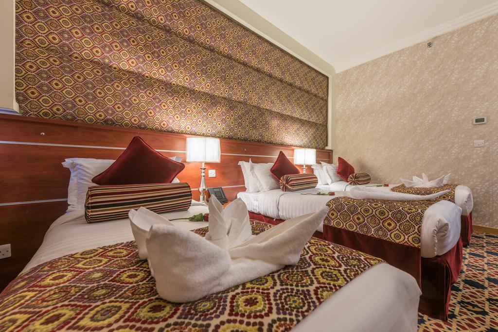 Nusk Al Madinah Hotel-11