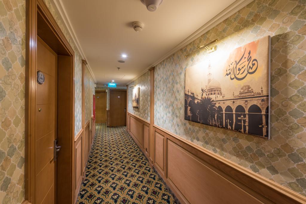 Nusk Al Madinah Hotel-12