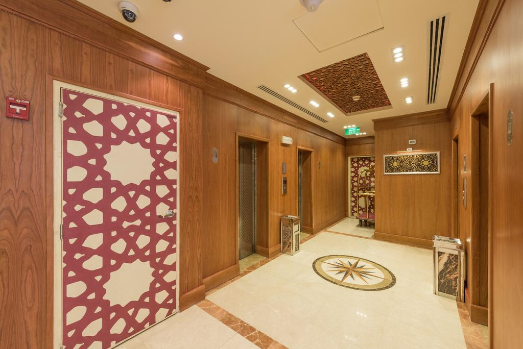 Nusk Al Madinah Hotel-13