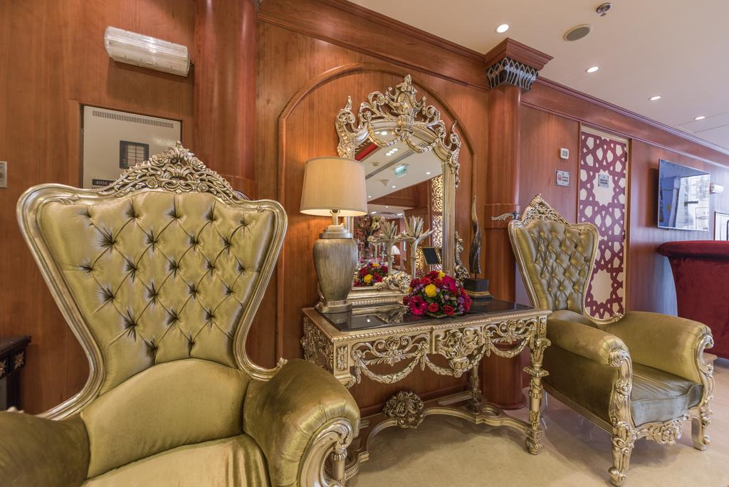 Nusk Al Madinah Hotel-14