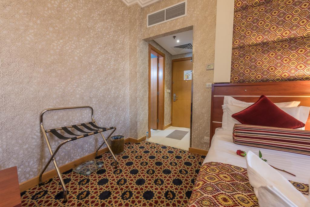 Nusk Al Madinah Hotel-16