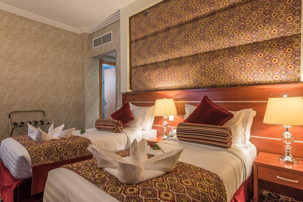 Nusk Al Madinah Hotel-18