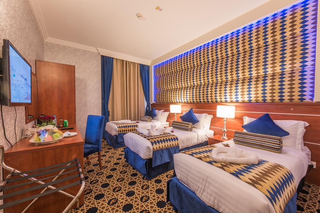 Nusk Al Madinah Hotel-6
