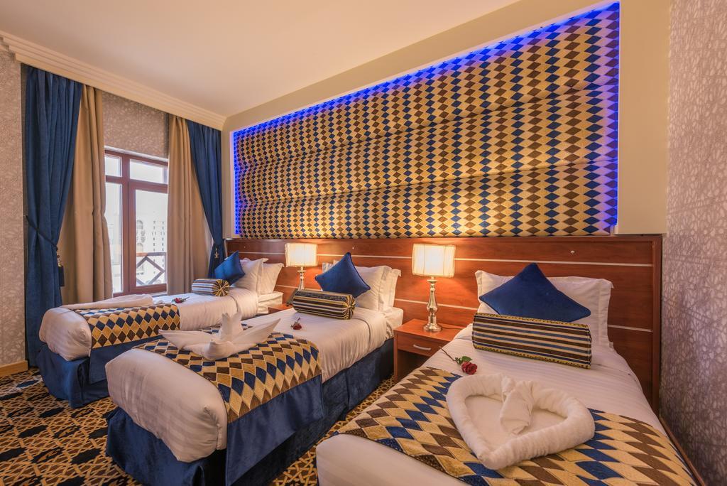 Nusk Al Madinah Hotel-7