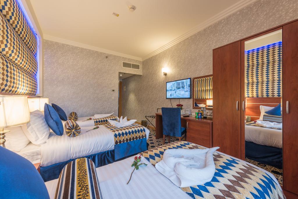 Nusk Al Madinah Hotel-8