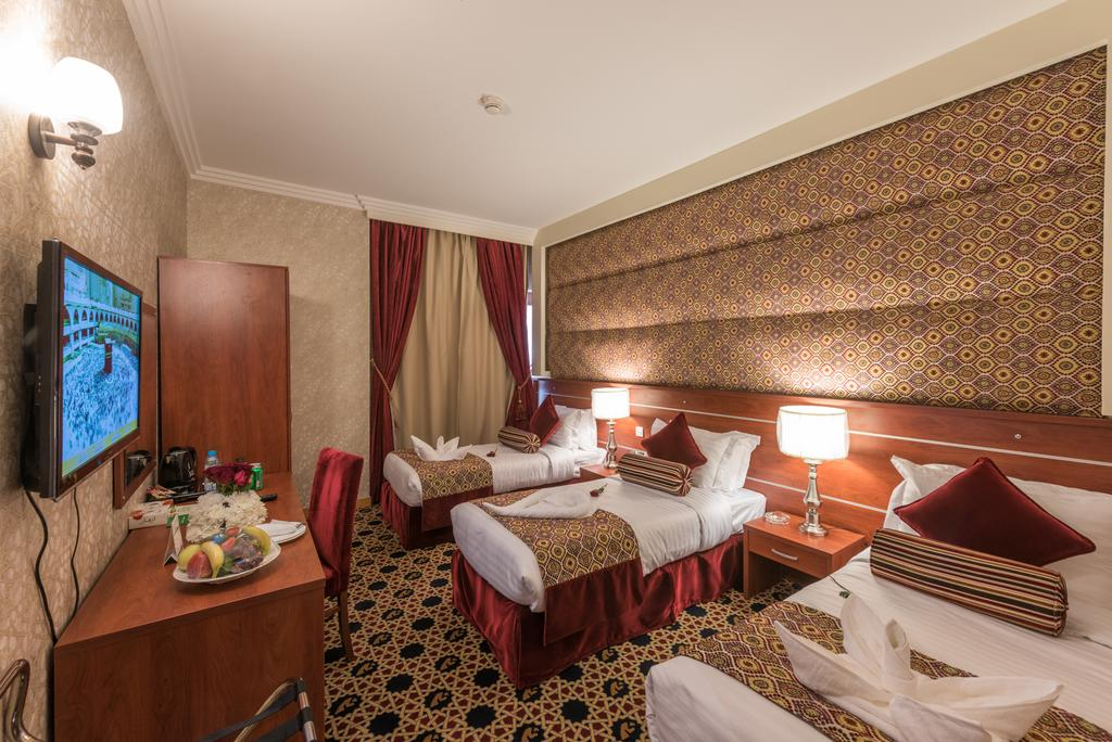 Nusk Al Madinah Hotel-9