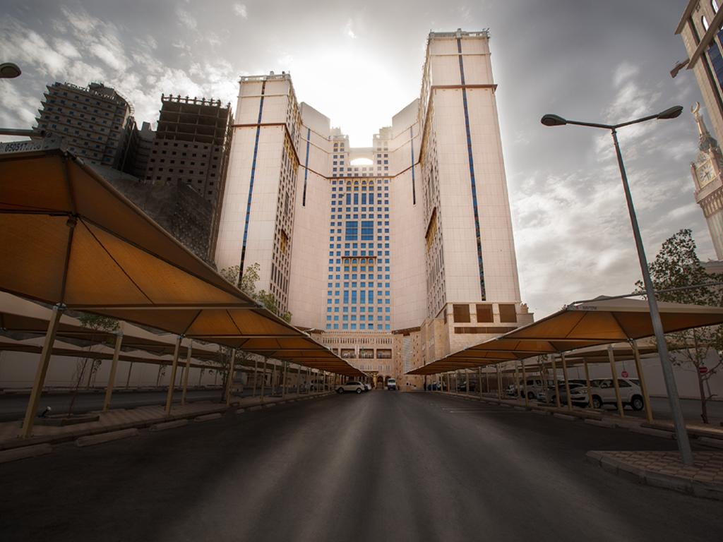 Anjum Makkah Hotel-23
