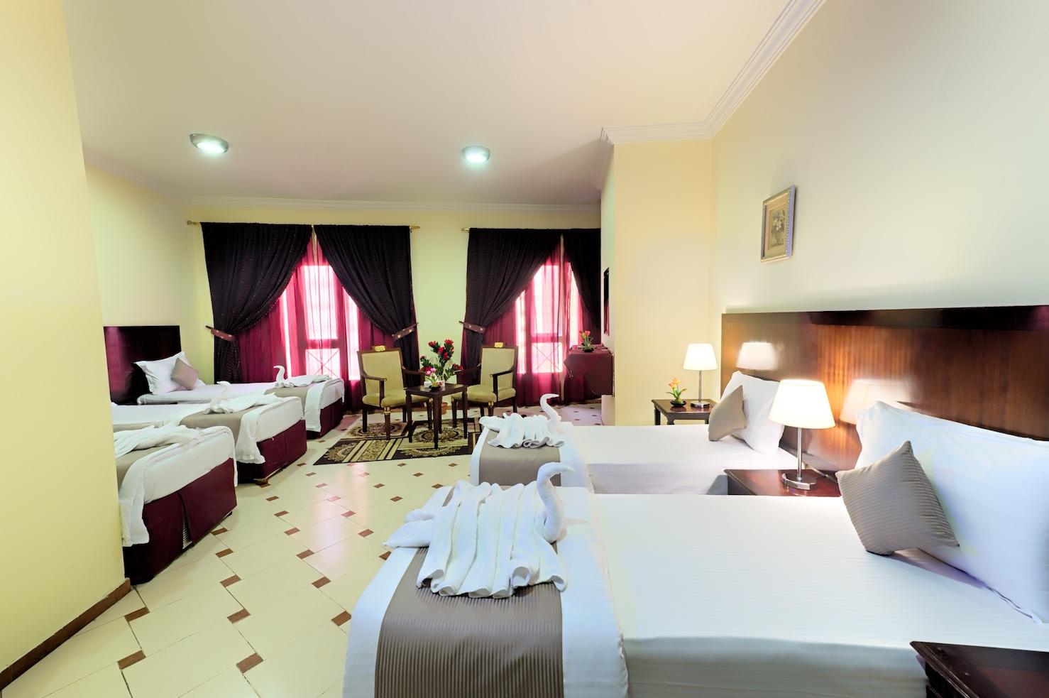 Tharawat Dar Al Khalil Al Rushad Hotel -10