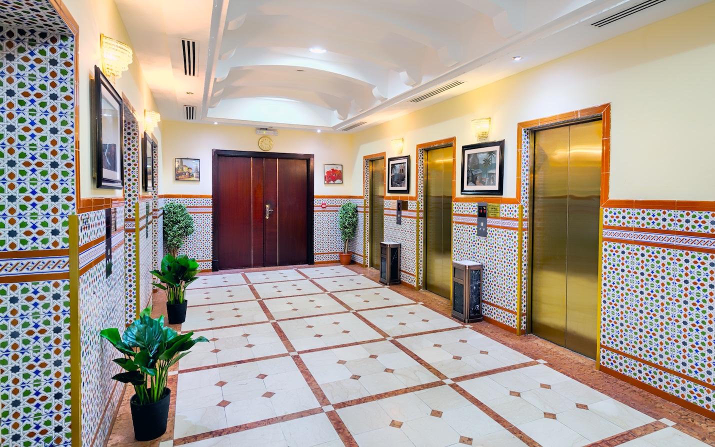 Tharawat Dar Al Khalil Al Rushad Hotel -5