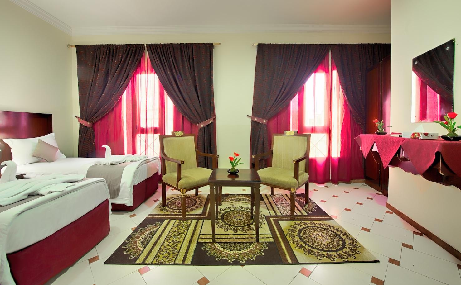 Tharawat Dar Al Khalil Al Rushad Hotel -7