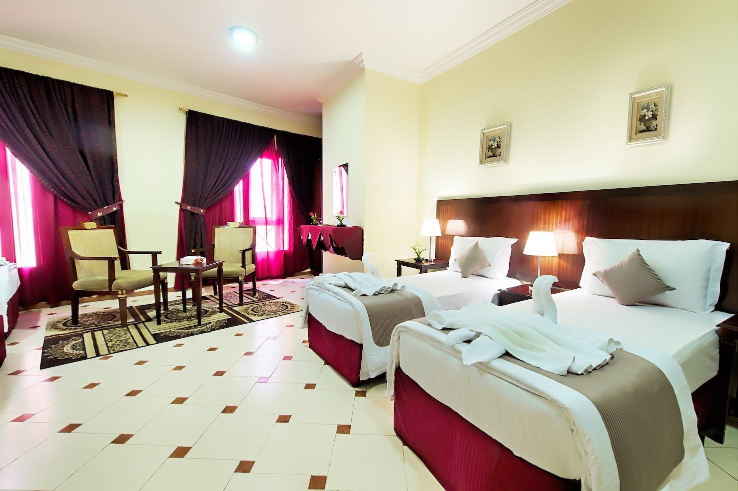 Tharawat Dar Al Khalil Al Rushad Hotel -9