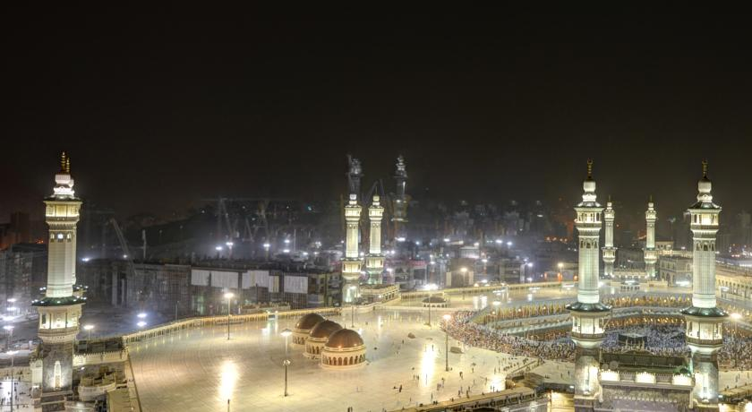 Makkah Millennium Towers-1