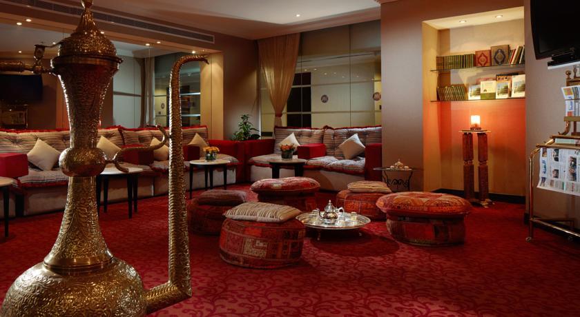 Frontel Al Harithia Hotel-0