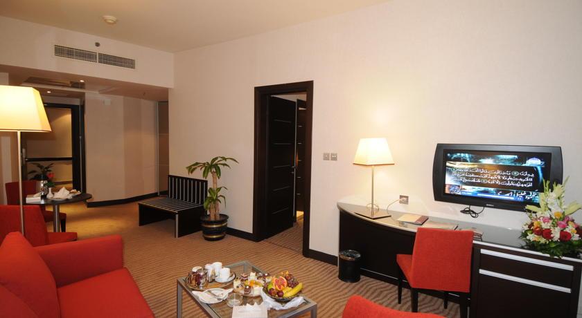Frontel Al Harithia Hotel-18