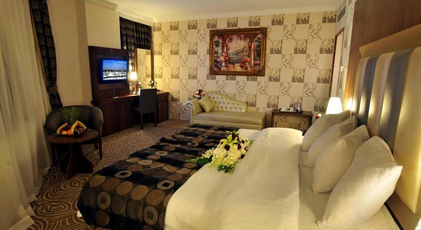 Province Al Sham Hotel-15