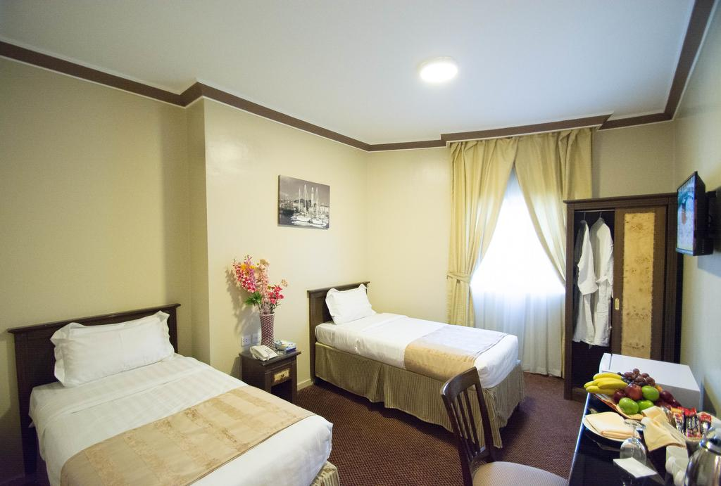 Al Nosour Al Mohajreen Hotel-13
