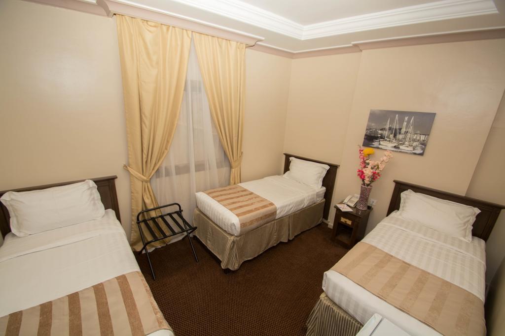 Al Nosour Al Mohajreen Hotel-3