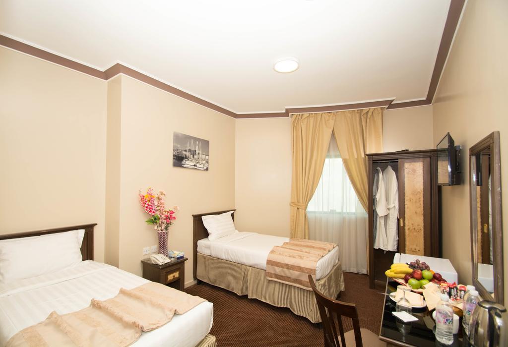 Al Nosour Al Mohajreen Hotel-4