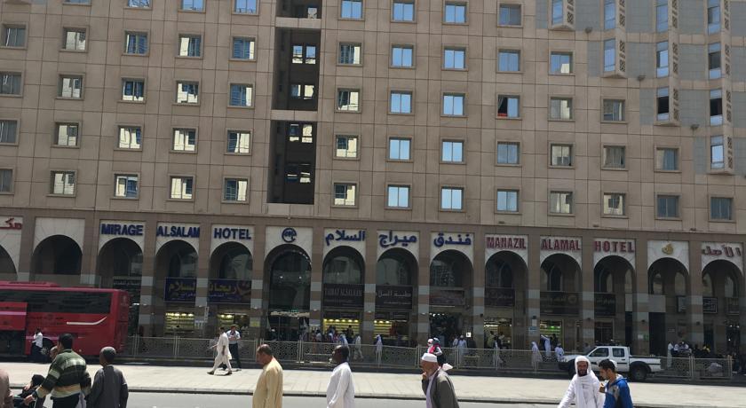 Mirage Al Salam Hotel-0
