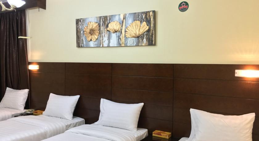 Mirage Al Salam Hotel-15