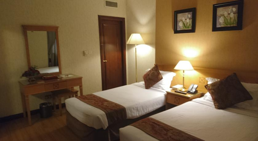 Al Shourfah Hotel Madinah-12
