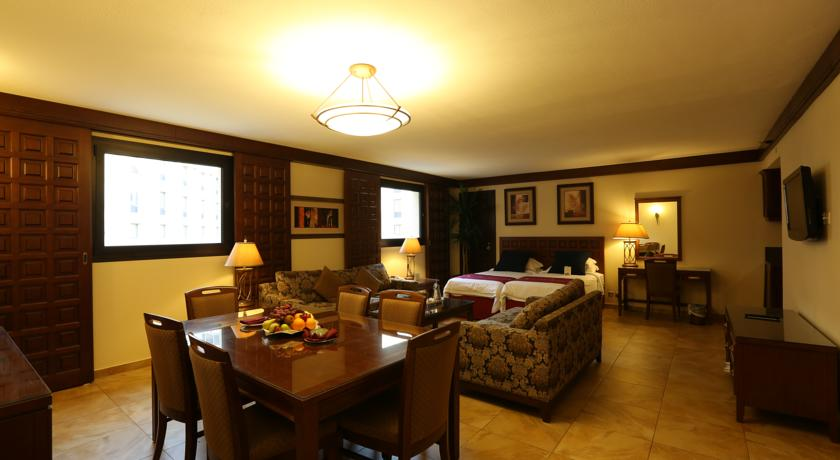 Makarem Ajyad Makkah Hotel-12