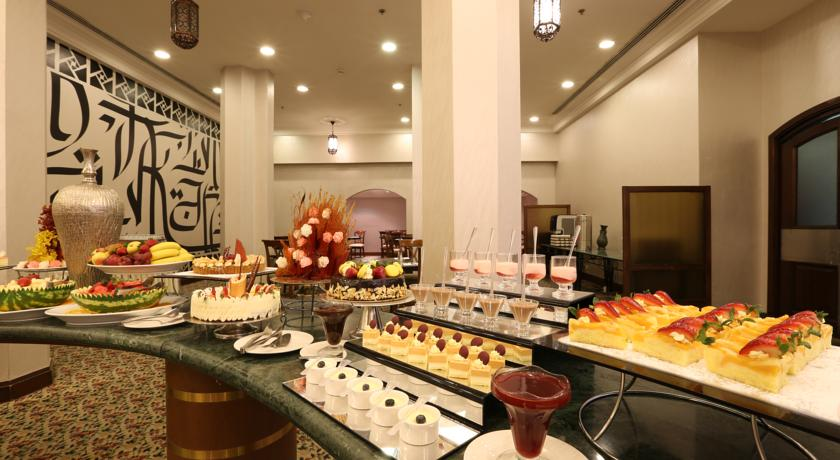 Makarem Ajyad Makkah Hotel-5