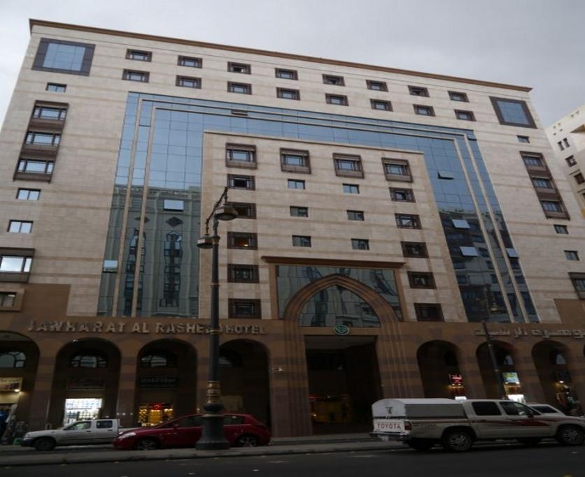 Jawharat Al Rasheed Hotel-0