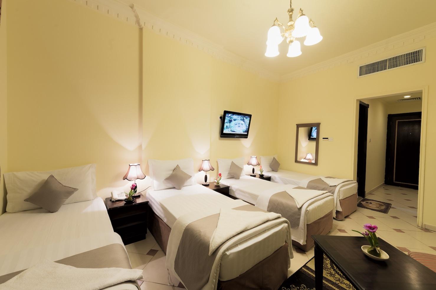 Tharawat Al Monsia Hotel -4