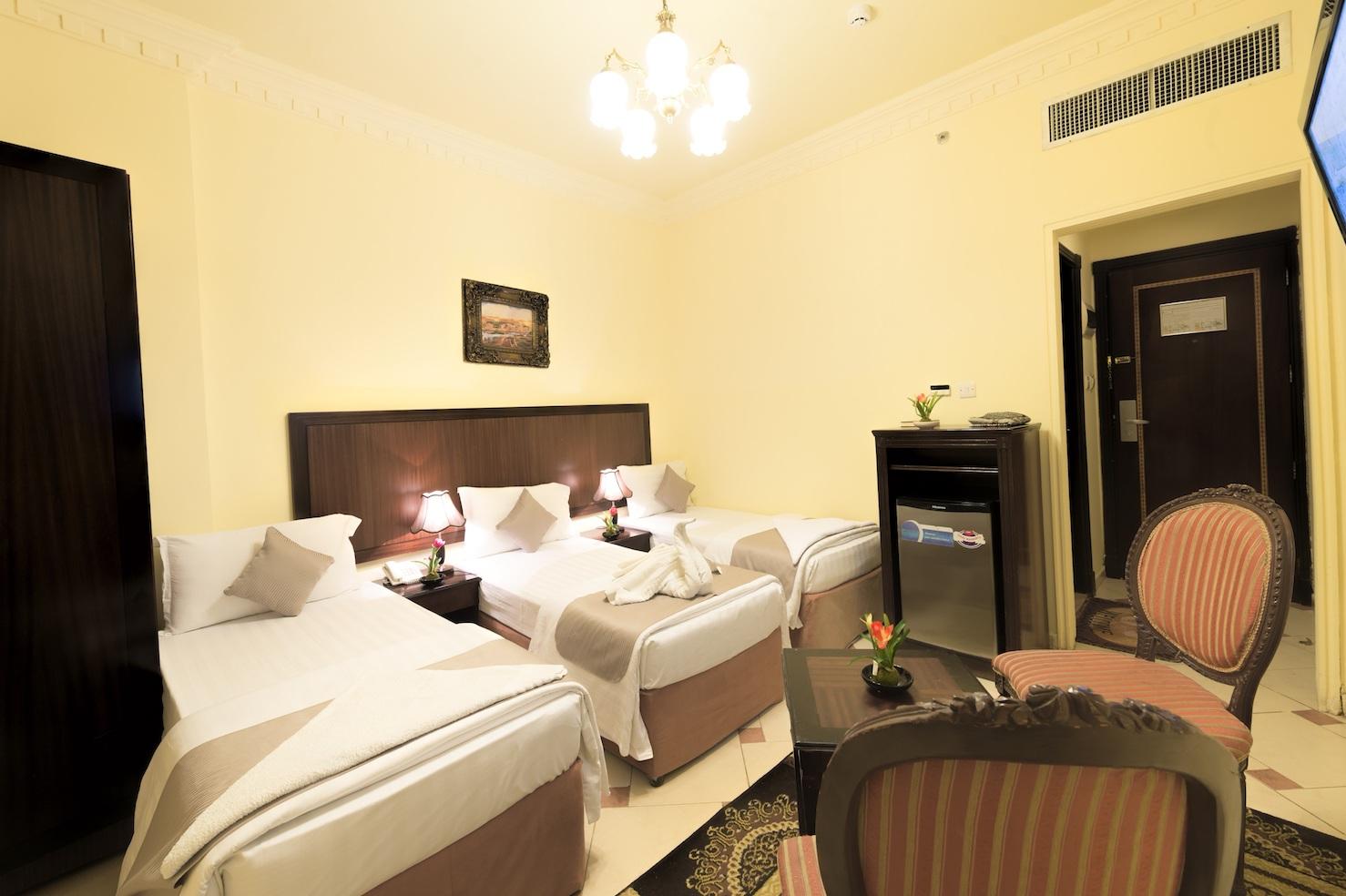 Tharawat Al Monsia Hotel -6