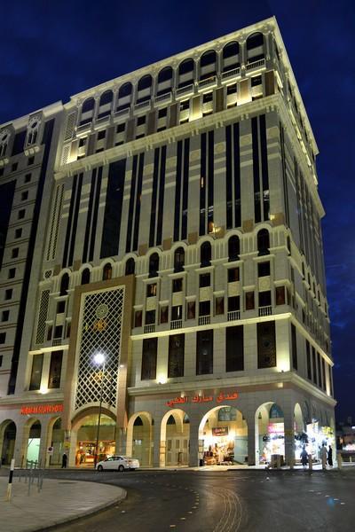 Mubarak Silver Hotel-9