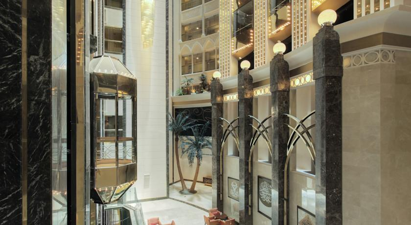 Makkah Hotel Ex Millennium-10