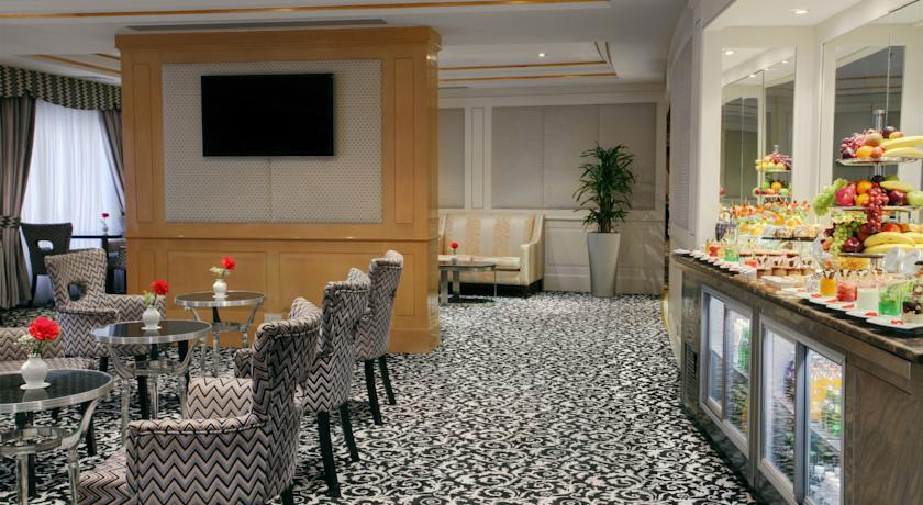 Makkah Hotel Ex Millennium-11
