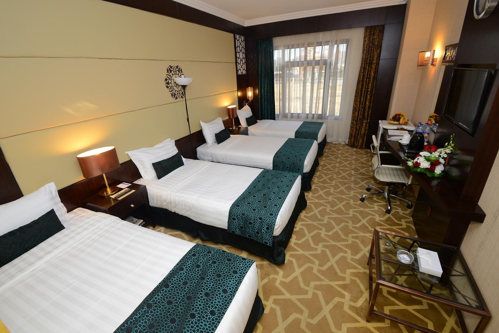 Hayatt International Hotel-1