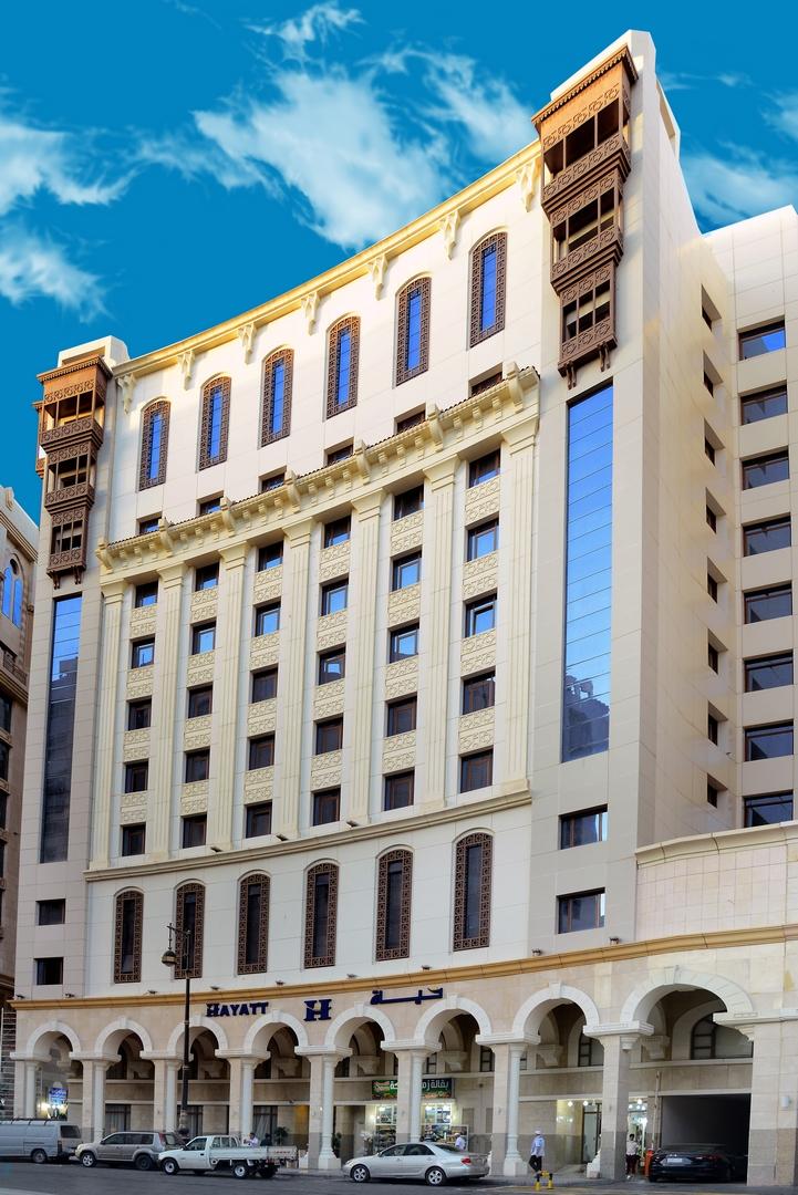 Hayatt International Hotel-2