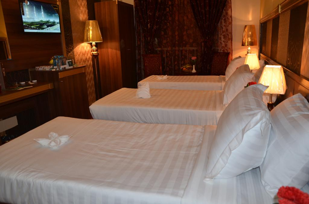 Odst Al Madinah Hotel-0