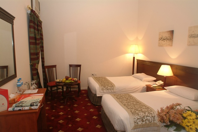 Dar Al Eiman Ajyad Hotel-0