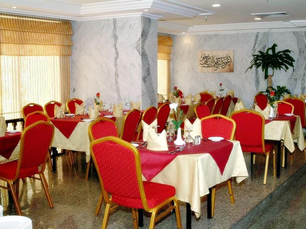 Dar Al Eiman Ajyad Hotel-7