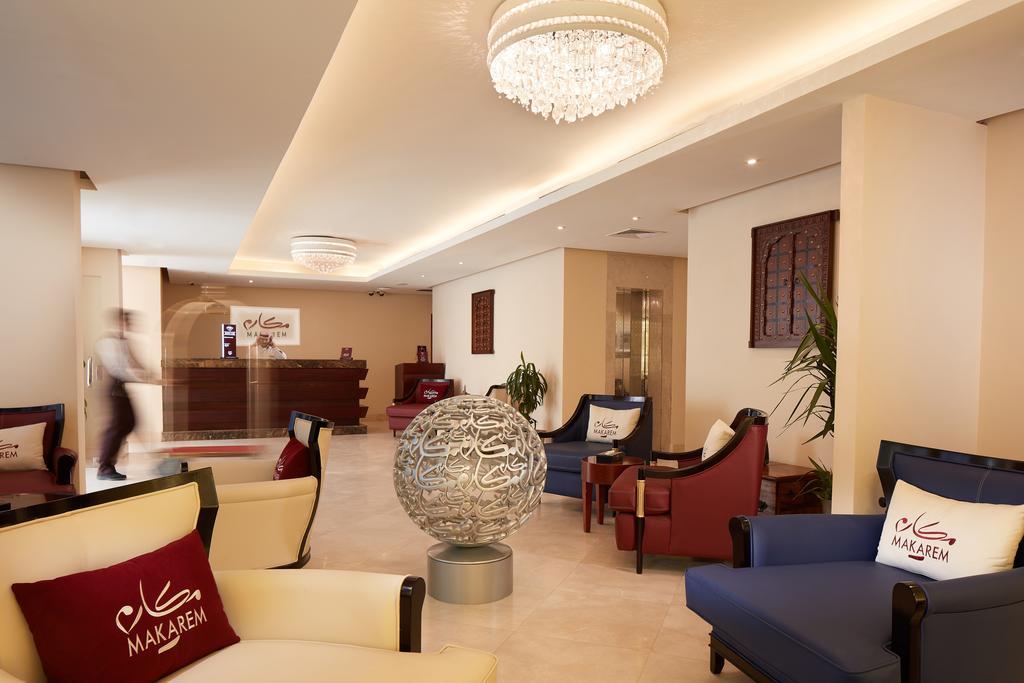 Makarem Al Shorofat Hotel-12