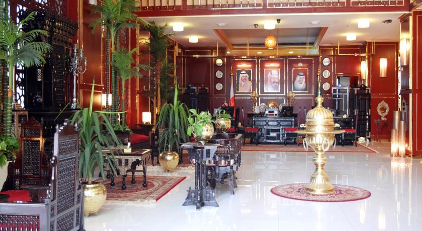 Manazil Al Madinah Hotel Ex Sofaraa Al Eman Hotel-0
