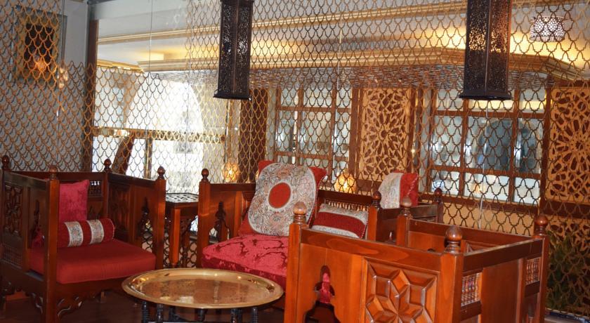 Manazil Al Madinah Hotel Ex Sofaraa Al Eman Hotel-9
