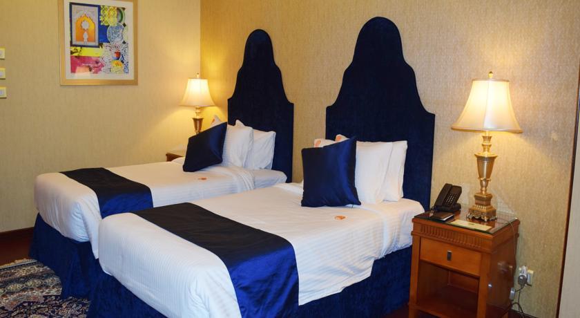 Manazil Al Madinah Hotel Ex Sofaraa Al Eman Hotel-10